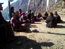 Sherpagaun Lupche development committee